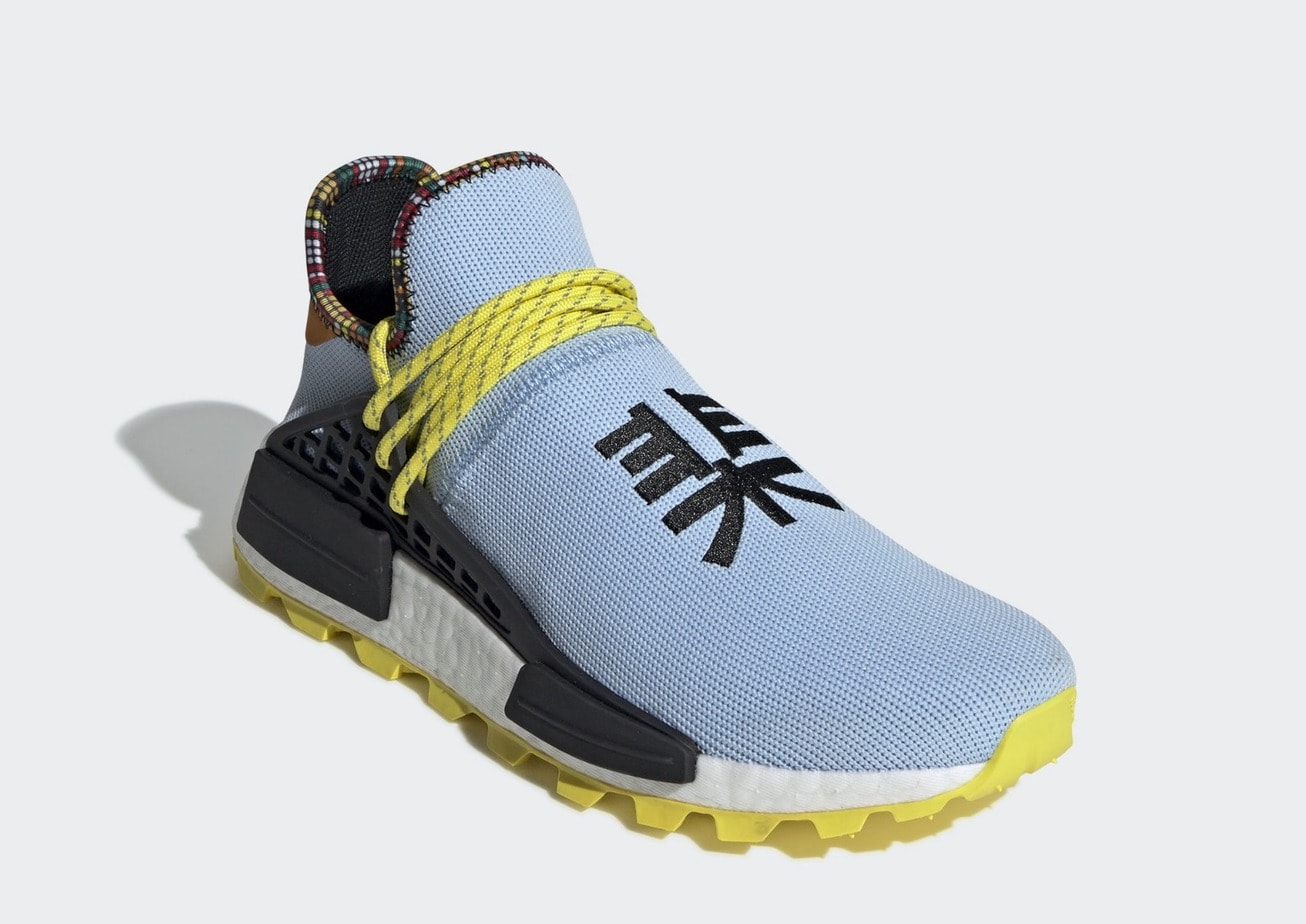 4255ee7469dc91 Pharrell Williams and adidas are on fire with their releases this year.  With a handful of collections already behind them