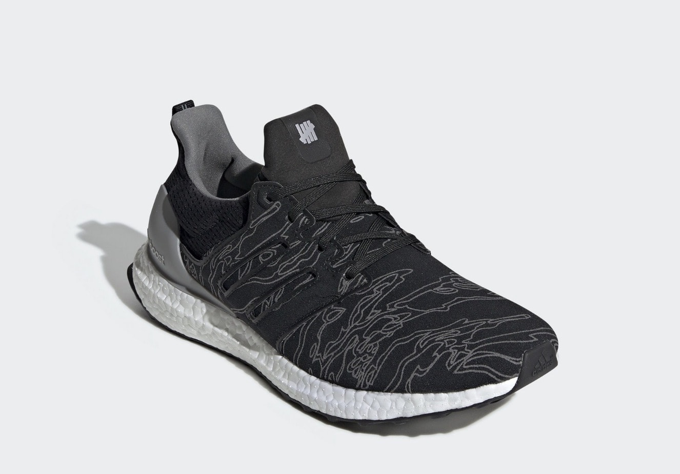 d38072578c5b Undefeated x adidas Ultra Boost 2.0 August 2018 - JustFreshkicks