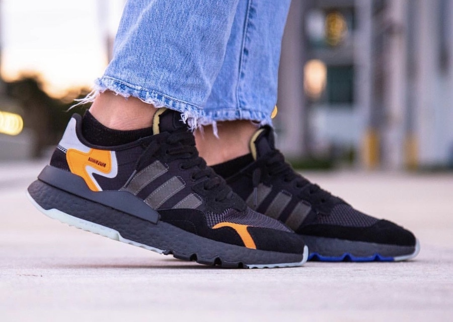 Adidas Nite Jogger 2019 Check out the early on-foot images from below, and stay tuned to  JustFreshKicks for more adidas release news.