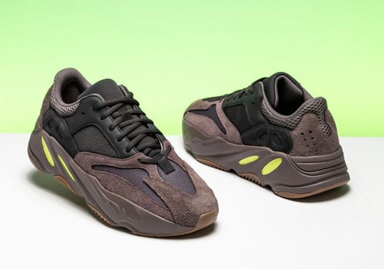 d2894e2f889a8 ... shop adidas yeezy boost 700 mauve release date october 27th 2018. price  200. color