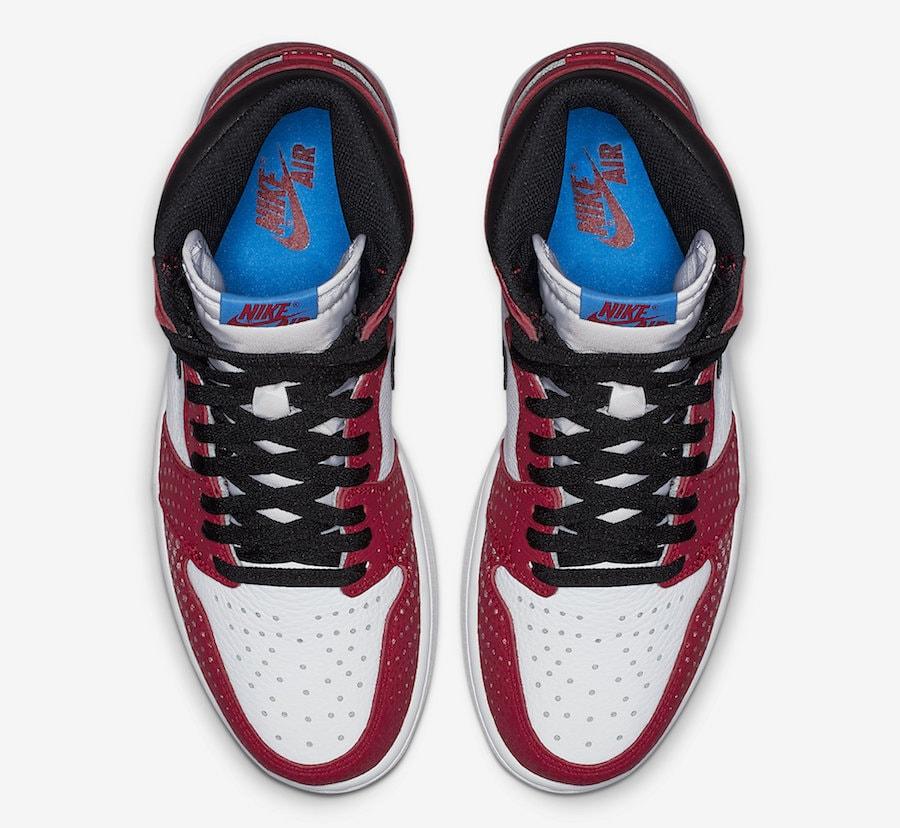 """Air Jordan 1 Retro High OG """"Origin Story"""" Release Date  December 14th dcc5bf9e0"""