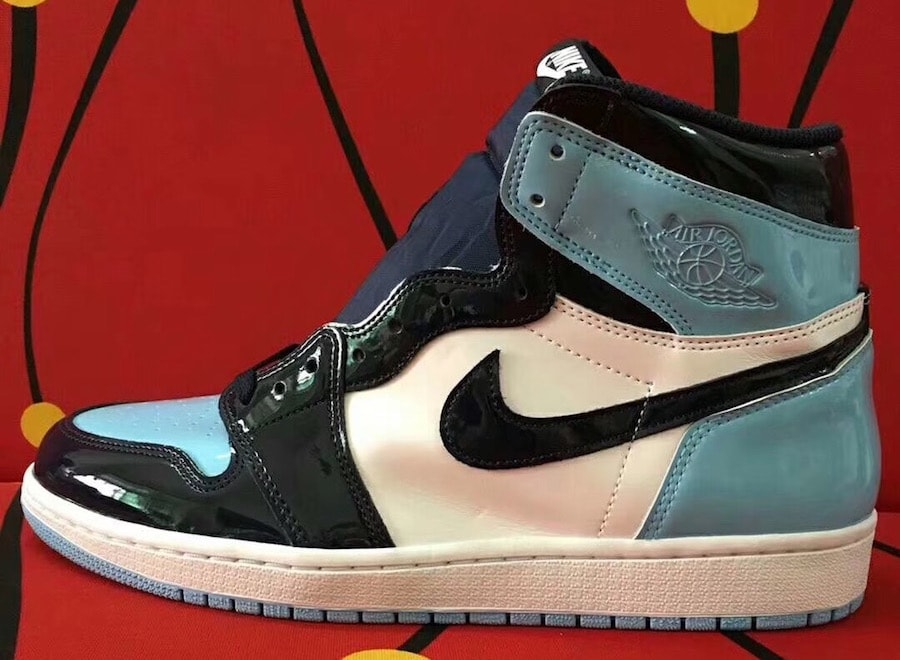 pretty nice 0c72d 313b1 Air Jordan 1 Retro High OG Release Date  February 9th, 2019. Price   160.  Color  Obsidian Blue Chill-White Style Code  CD0461-401