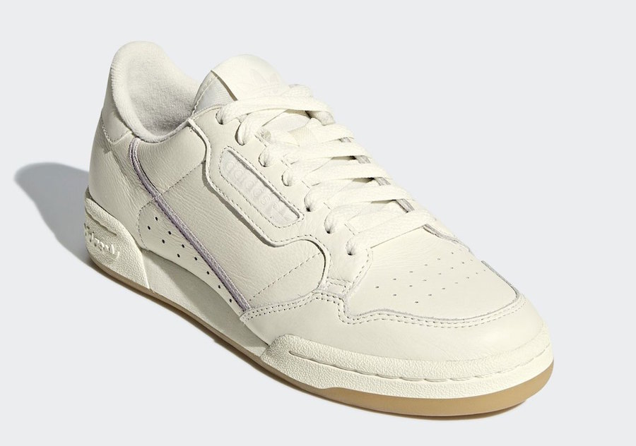 ac61b7b26c5 adidas Continental 80. Release Date  Coming Soon Price   80. Color  Off  White Orchid Tint-Soft Vision Style Code  G27718