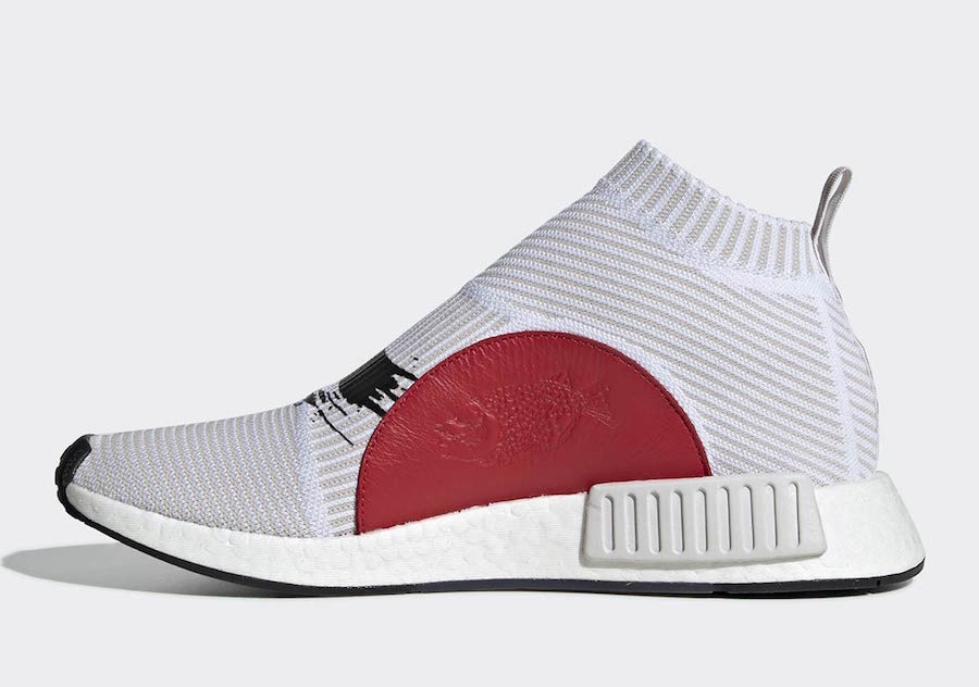 Adidas Nmd Cs1 Quot Koi Fish Quot Release Info Justfreshkicks
