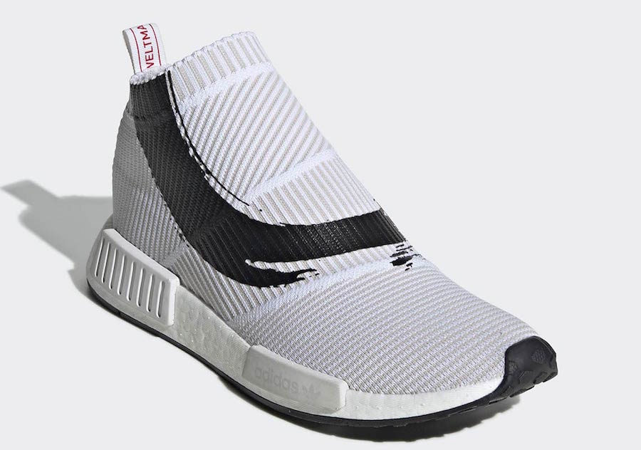 c0404be9629ad The adidas NMD City Sock was a shocking shoe when it first released