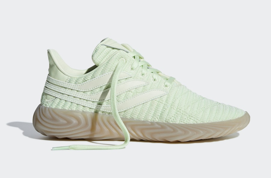 new product 9e45a d5a62 The adidas Sobakov arrived in stores earlier this summer, establishing  itself as a premium take on the classic adidas soccer style.