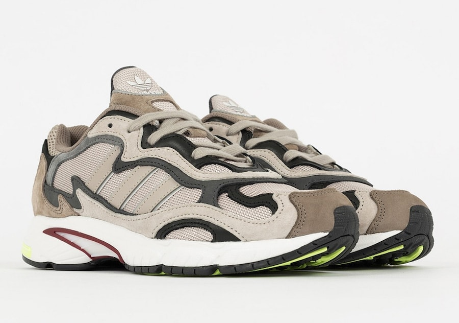 ede60a7b4f1 adidas Originals is diving into the chunky shoe trend this year. With the  success of the Yeezy 500 behind them