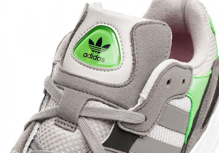 c40feabcde2054 adidas Yung-96. Release Date  Coming Soon Price   100. Color  Grey Two Grey  Three-Shock Pink Style Code  F35020