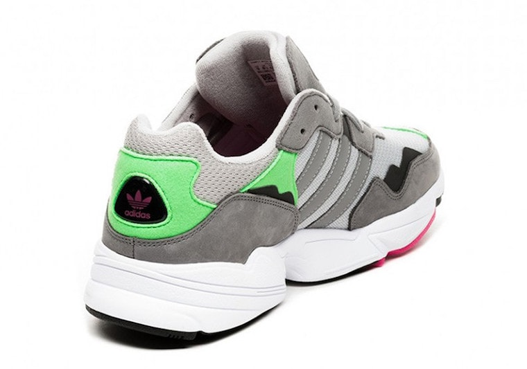 9720bc37d2fd9 adidas Yung-96. Release Date  Coming Soon Price   100. Color  Grey Two Grey  Three-Shock Pink Style Code  F35020