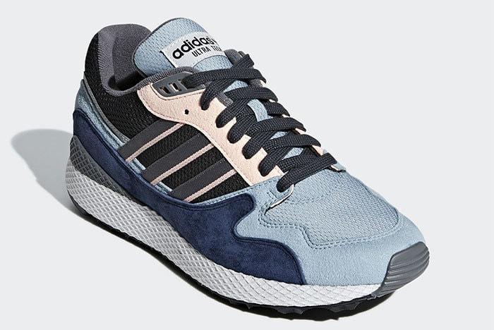 debd7bff1a8bd Adidas Originals ZX750 boy shoes color blue-yellow
