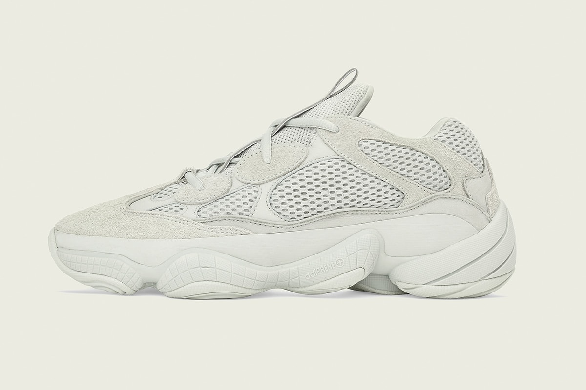 "the latest d5963 31bf4 To end a busy month, the adidas Yeezy 500 ""Salt"" is set to release this  Friday, November 30th. Just as we do for every Yeezy release, continue  reading below ..."