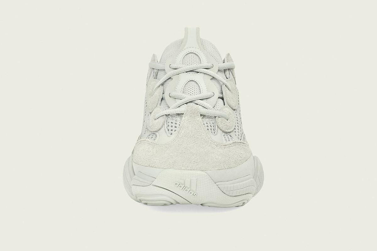 78bfd20ca047e adidas Yeezy 500. Color  Salt Salt-Salt Style Code  EE7287 Release Date   November 30