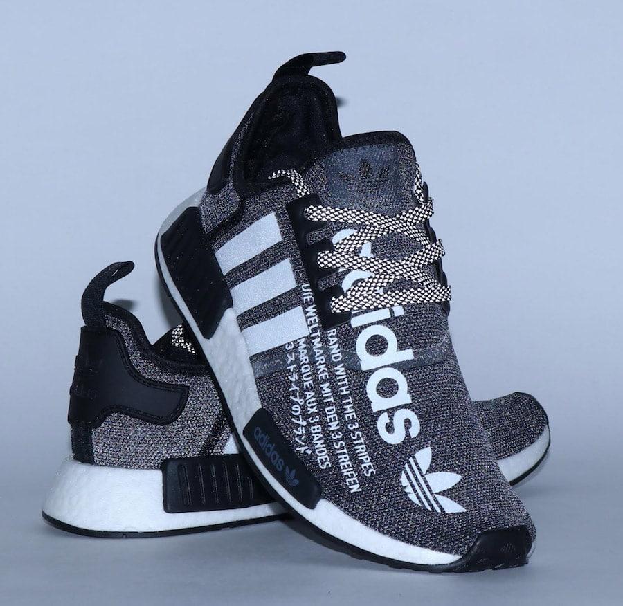 Atmos X Adidas Nmd R1 Quot Black 3m Quot Release Info Justfreshkicks