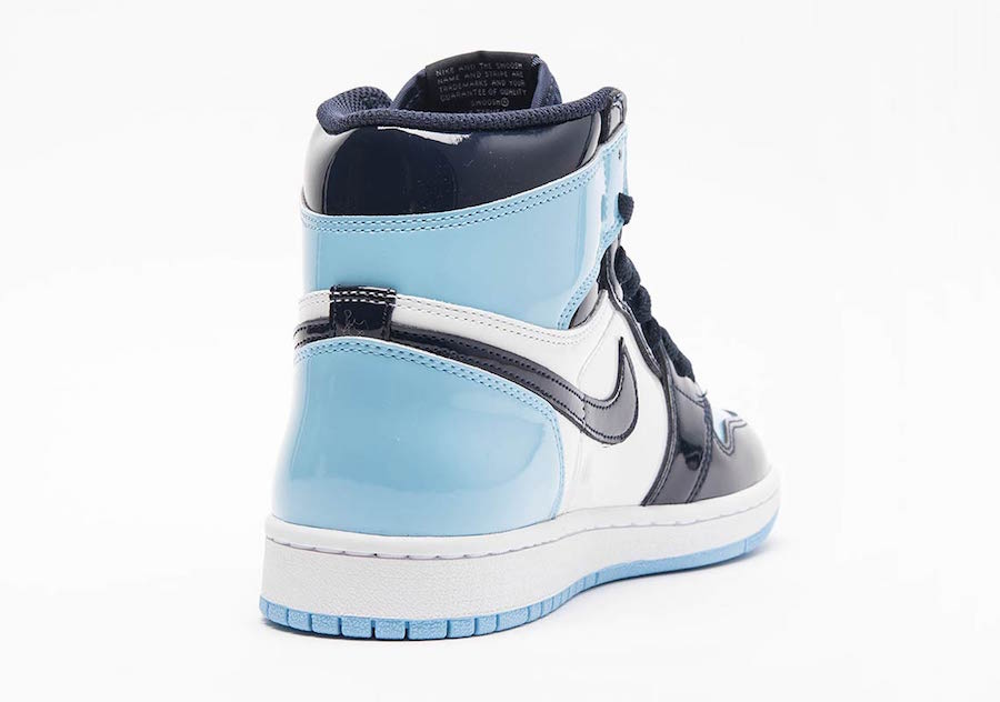 Air Jordan 1 Retro High Og Quot Blue Chill Quot Release Info