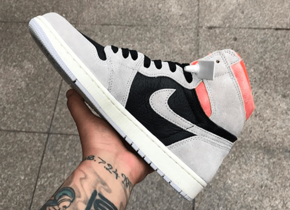 The Air Jordan 1 Retro High OG Surfaces in