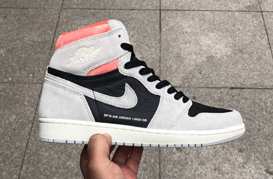 ceb462e37e6 The Air Jordan 1 Retro High OG Surfaces in