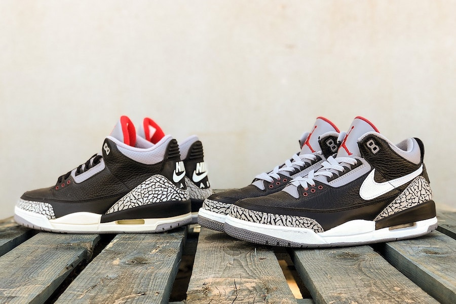 "457e26ac3aee1e First Look at the Air Jordan 3 Tinker ""Black Cement"" Launching Next Year"