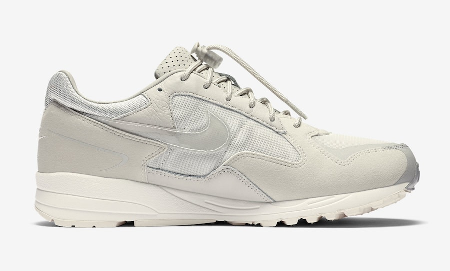 promo code 91842 849eb Fear of God x Nike Air Skylon 2. Release Date  February 2019. Price   150.  Color  Light Bone Clear-Reflect Style Code  BQ2752-003