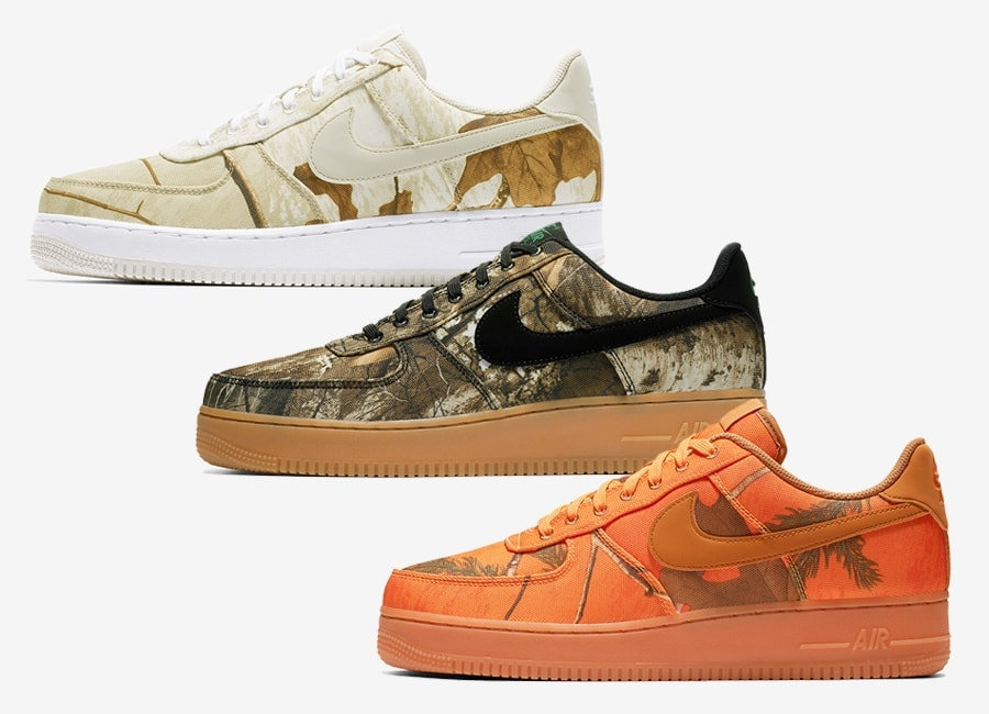 Nike s Air Force 1 has been around almost as long as the brand itself.  Originally debuted as a basketball sneaker e85eb2bec