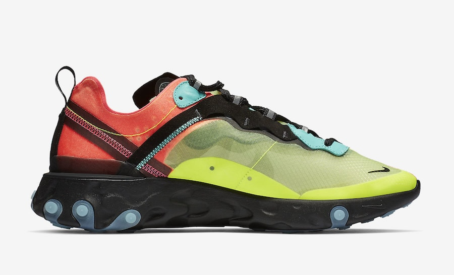 8104c373585 Nike React Element 87. Release Date  2019. Price   160. Color  Light  Orewood Brown Volt Glow-Cool Grey-Laser Orange Style Code  AQ1090-101