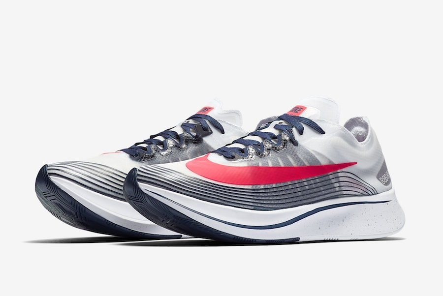 ea199d3a2ca The Nike Zoom Fly SP was built for a performance purpose before being  adopted by sneaker enthusiasts everywhere. Now