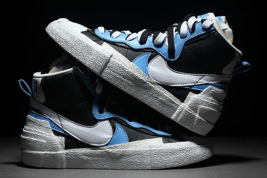 Nike x Sacai Blazer/Dunk Hybrid First Look - JustFreshKicks