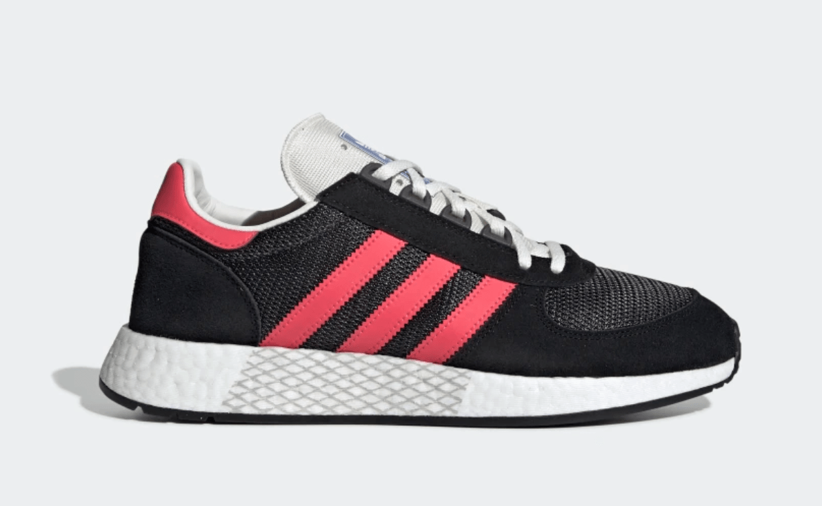 new style da006 155fe The adidas Never Made collection was a hit for the brand. Combining old  silhouettes with new technology is always a hit, so much so that adidas has  decided ...