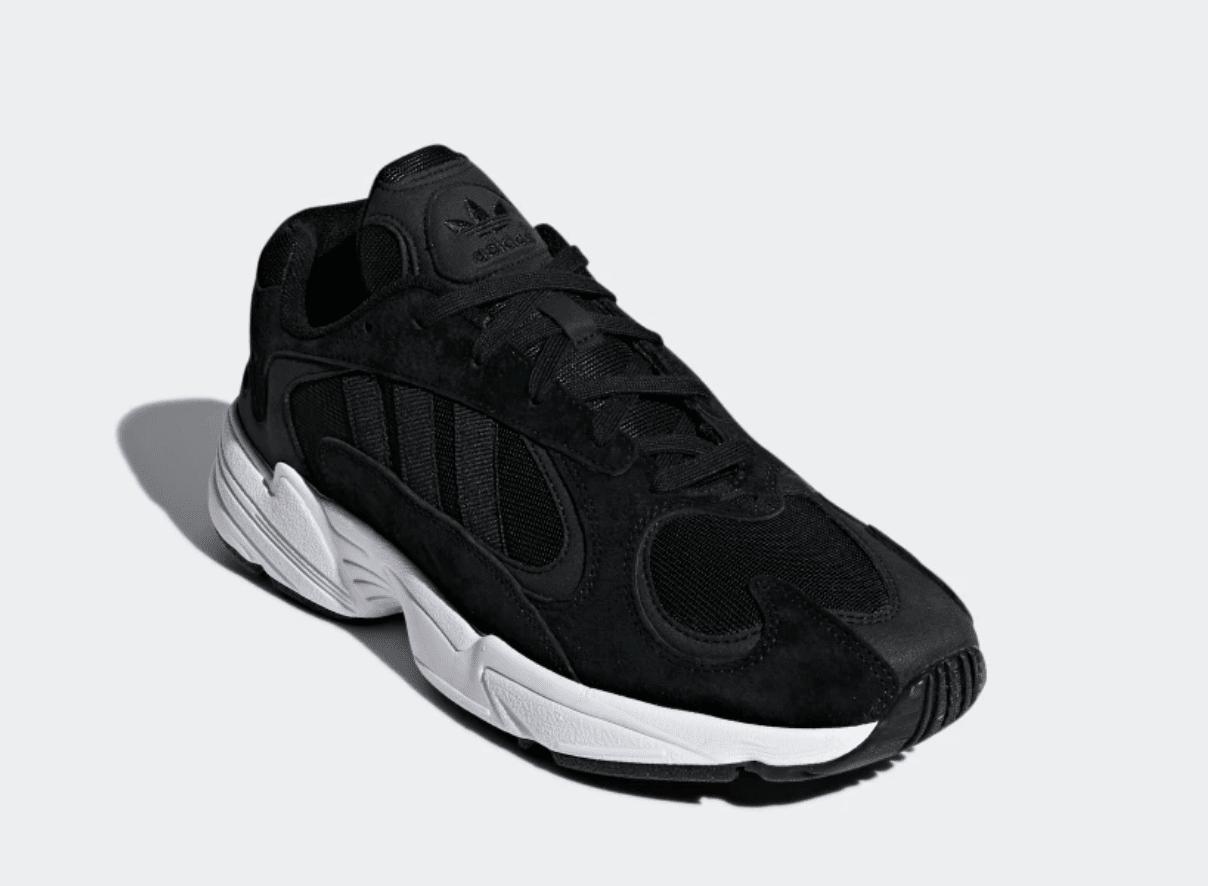 44b1f446358c4c adidas Yung-1 Core Black Release Info - JustFreshKicks