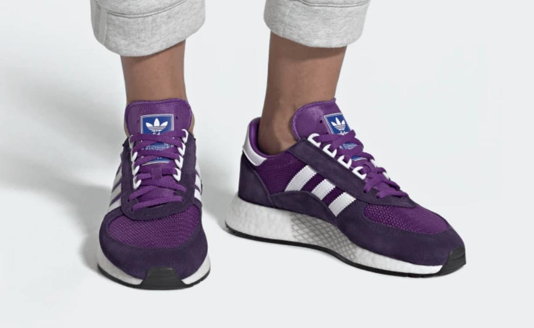 Medicina Forense Delegar ocupado  The adidas Marathon Tech Hybrid Launches in Two New Colors Next Year -  JustFreshKicks