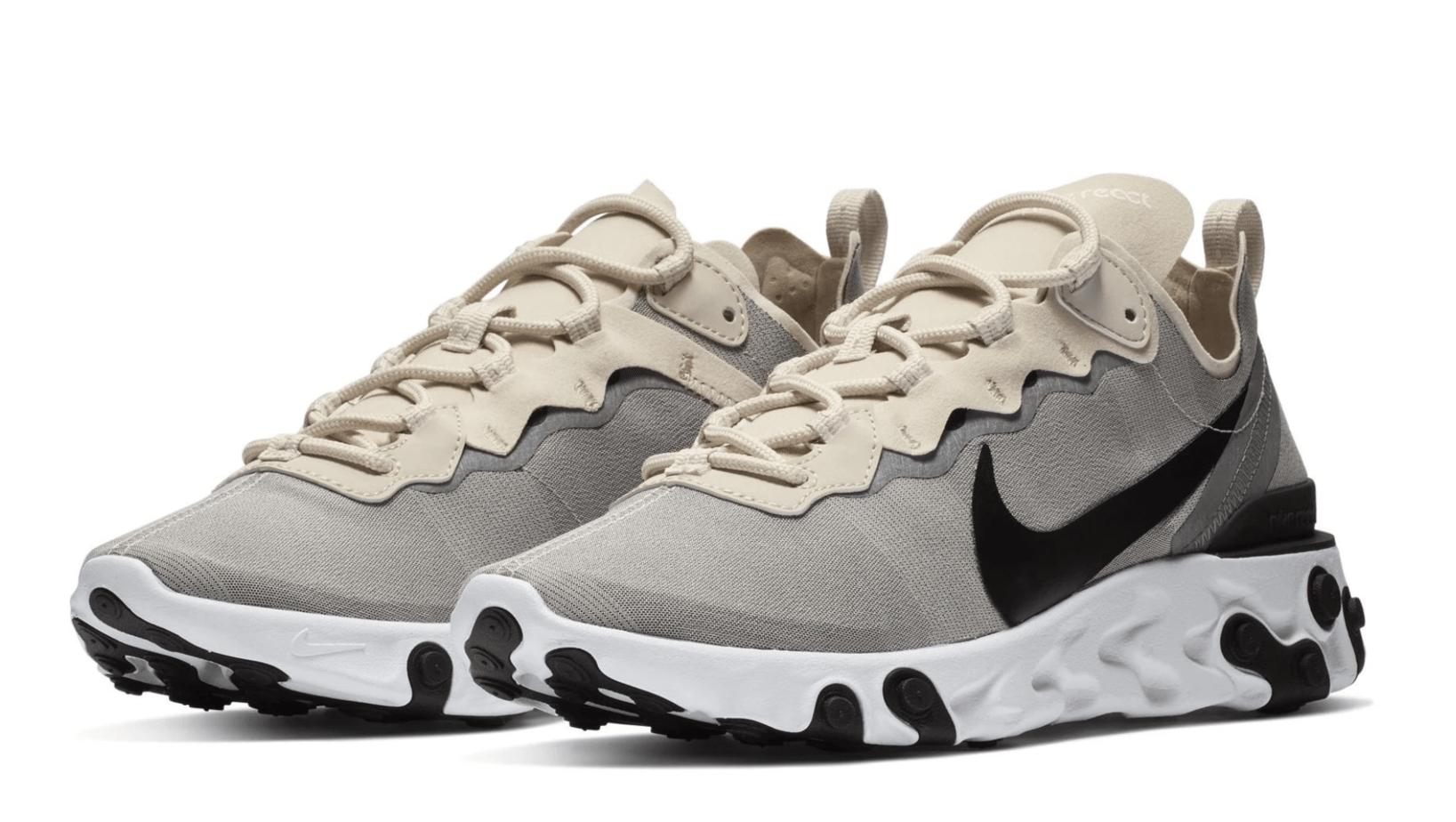 76b11a85acad Nike s React technology isn t even a year old and already it s made a  respectable name for itself. With a handful of models readily available