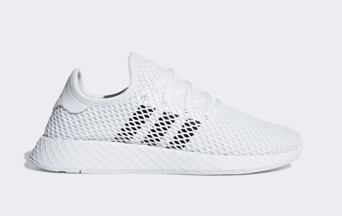 1b37ee23a adidas  new Deerupt Runner made headlines when it first debuted earlier  this year. Now