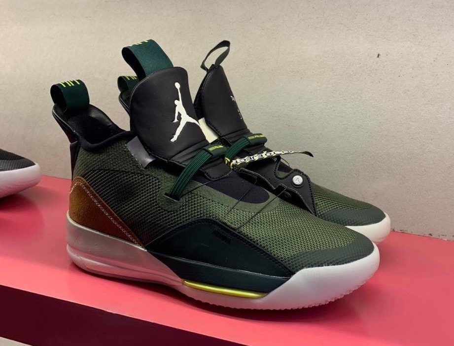 9cd42573c76658 Travis Scott x Air Jordan 33