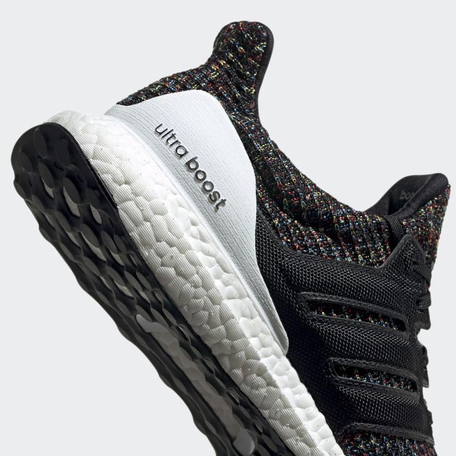 UltraBoost 4.0 'Black Multicolor'
