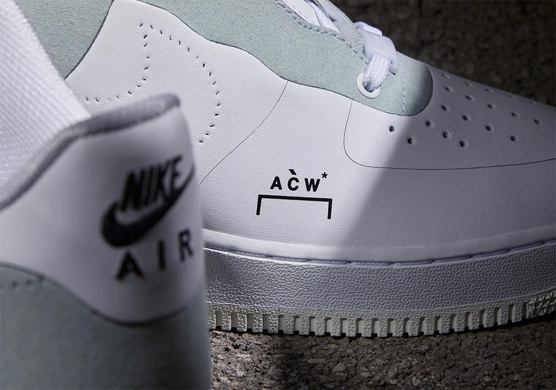 31b3575abf77 A COLD WALL  x Nike Air Force 1 Low Release Info - JustFreshKicks