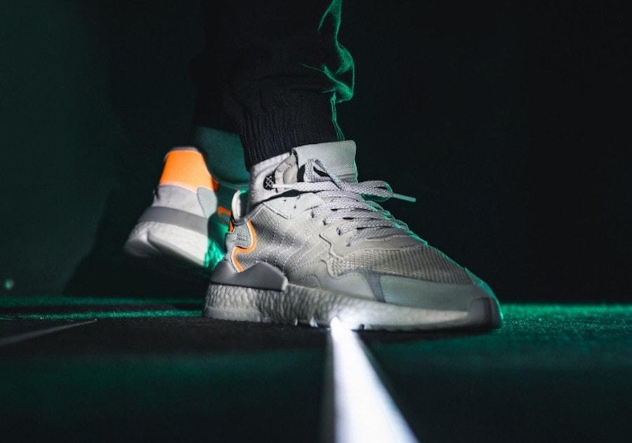 8c32e45109b4 adidas Nite Jogger 2019 Orange   Sand First Look - JustFreshKicks