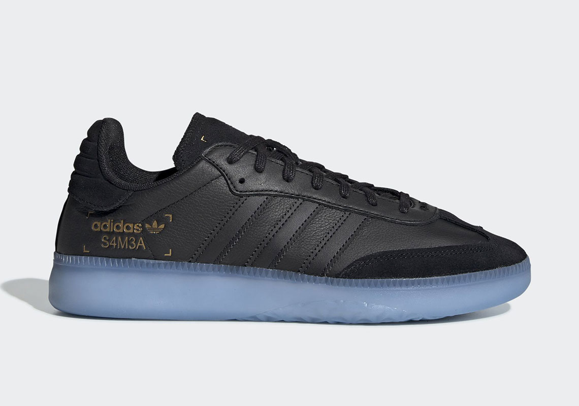071972af1c46 The adidas Samba is the king of soccer-turned-lifestyle sneakers.  Originally produced in 1949