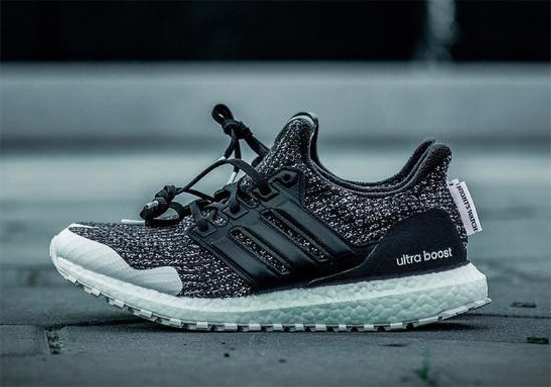 pretty nice 644a9 24e0f ... at a special project from adidas arriving next year. Partnered with  HBO, the German sportswear giant has crafted a unique series of Ultra Boost  themed ...