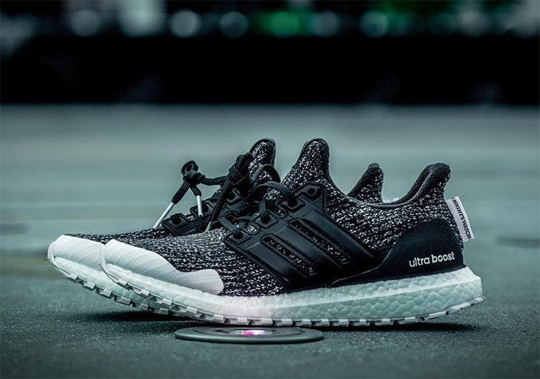 "349fda166 Game of Thrones x adidas Ultra Boost ""Night s Watch"" Release Date  January  4th"