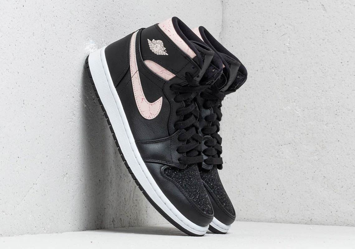 online retailer e94d4 1b187 Air Jordan 1 High Release Date  Available Now Price   160. Color   Black Silt Red Rush Maroon White Style Code  AQ9131-001