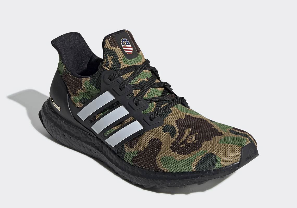 53638256bb554 Bape x adidas Ultra Boost