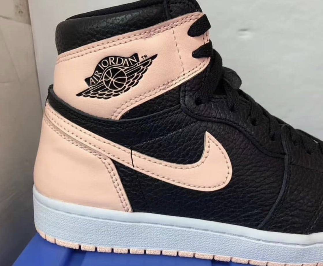 "1cf6a34c77286 Take a Closer Look at the ""Crimson Tint"" Air Jordan 1 Launching in ..."