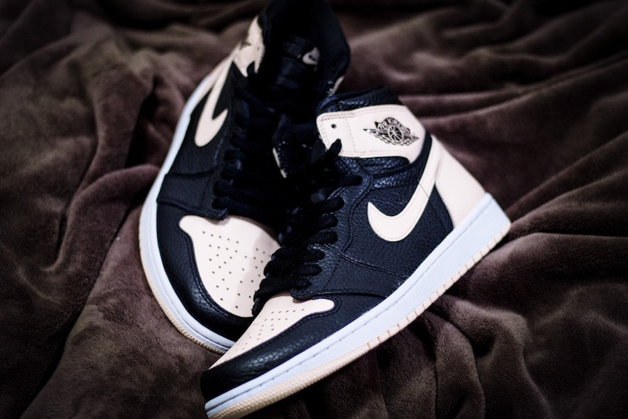 "d8cd50f3c587 Take a Closer Look at the ""Crimson Tint"" Air Jordan 1 Launching in May"