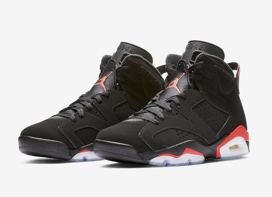 42f6b243a107 The Air Jordan 6 is back for a real retro release this year. Originally  released in 1991
