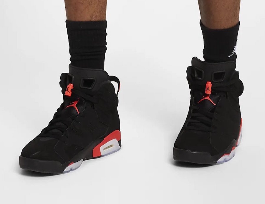 outlet store b736a add49 Air Jordan 6 Retro