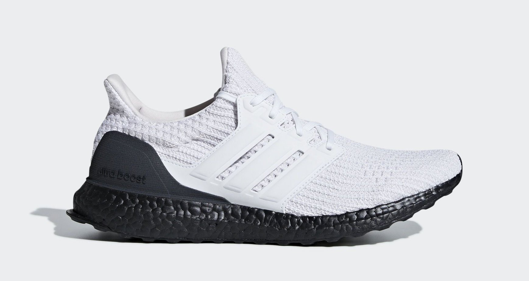 "78cf76f3eac adidas Ultra Boost 4.0 ""White Black"" Orchid Tint Ftwr White Core Black  April 5"