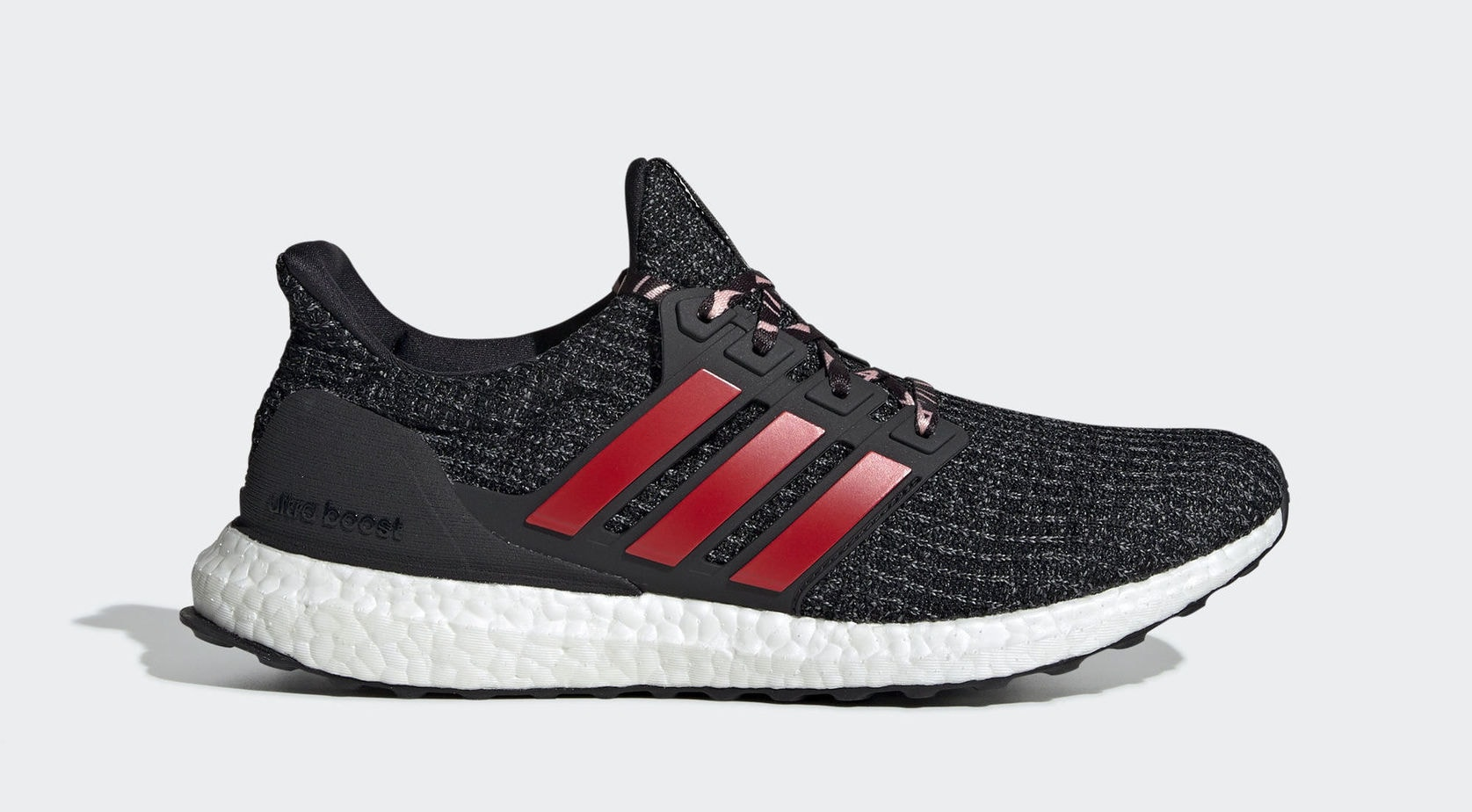 "promo code fa961 a3250 adidas Ultra Boost 4.0 ""Ren Zhe"" Core BlackScarletGrey January 19, 2019"