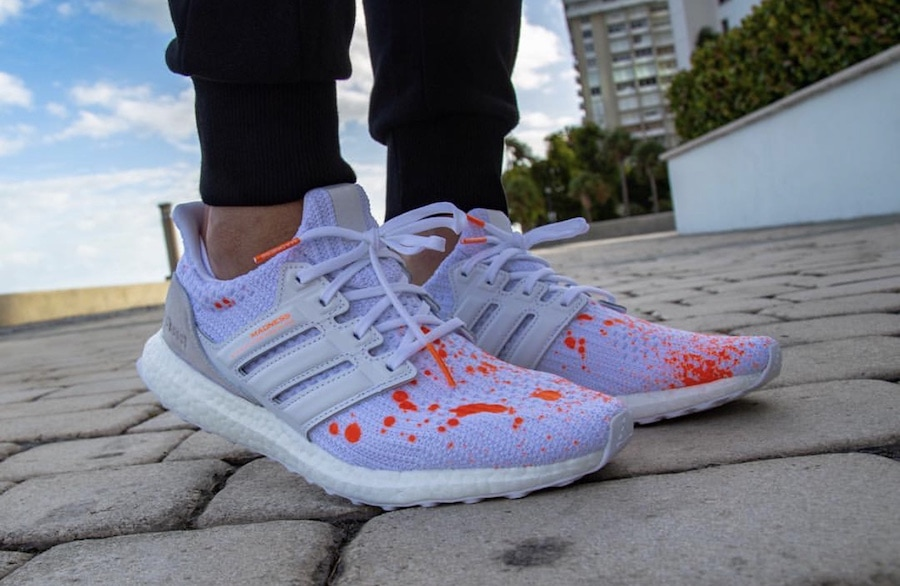 premium selection 35321 a811c Madness x adidas Ultra Boost Appears in New On Foot Images