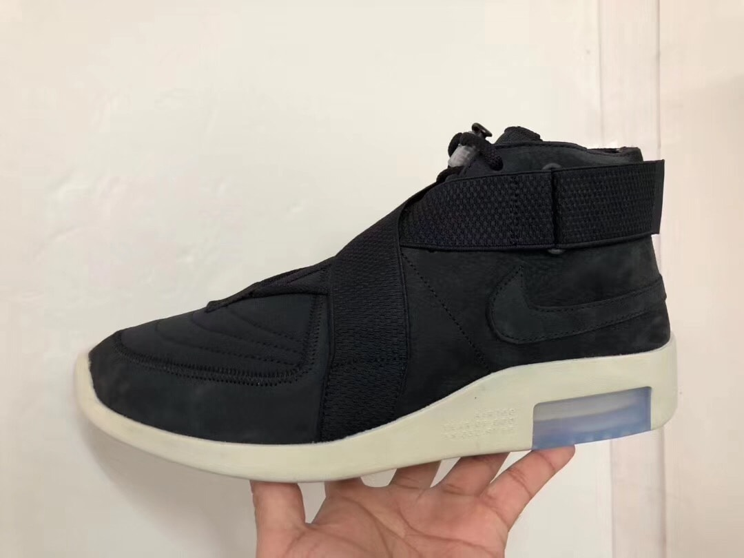 online retailer e4ced 0ccec The post The Fear of God x Nike Air Raid 180 Surfaces For Release in 2019  appeared first on JustFreshKicks.