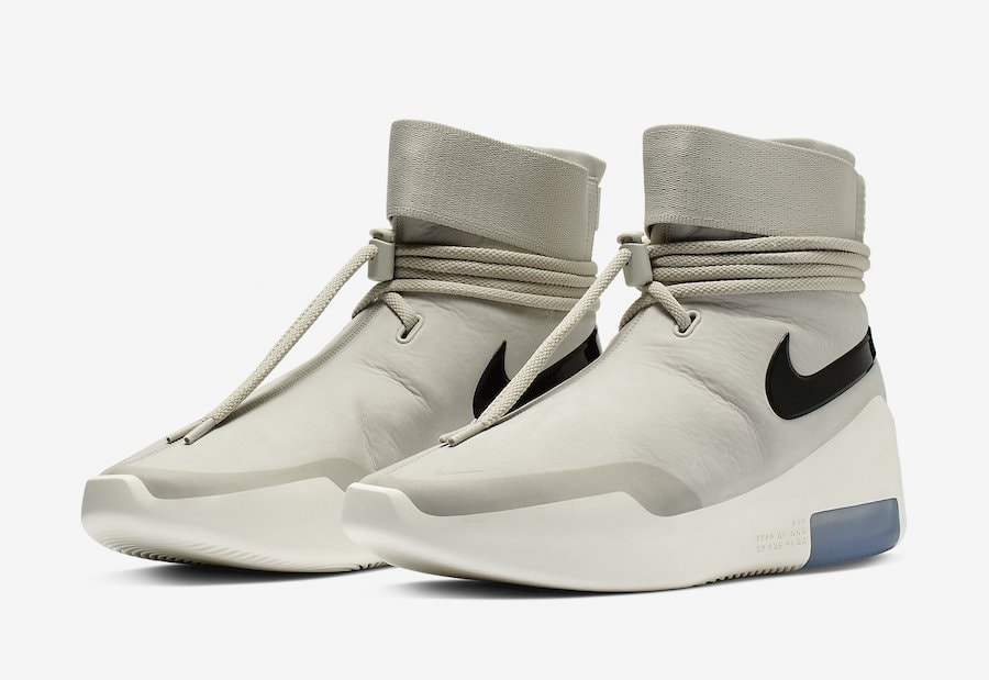 7c1b751bb21b Nike and Fear of God are not done with their basketball project quite yet.  With the re-release of the Air Fear of God 1 just around the corner