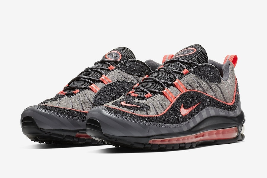 5ab20bba03 The Air Max 98 is back for 2019. Despite lackluster release efforts later  in 2018